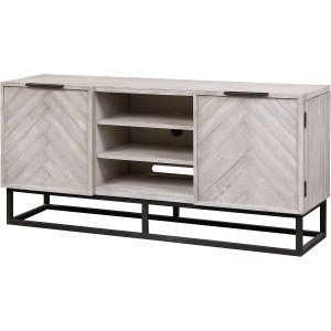 Aspen Court II Two Door Media Console