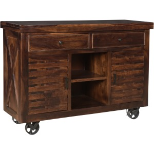 Braxton Two Drawer Two Door Sideboard