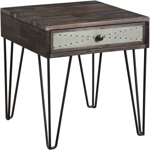 Aspen Court Vintage One Drawer End Table