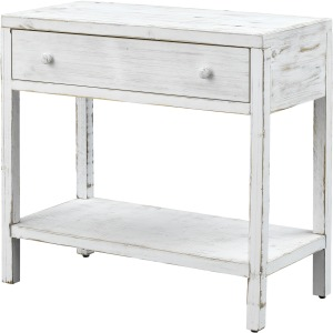 One Drawer Console