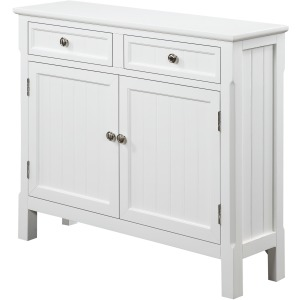 Two Door Two Drawer Cupboard