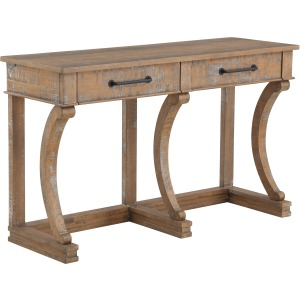 Two Drawer Console / Writing Desk