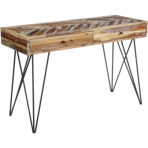Vail Two Drawer Console Table
