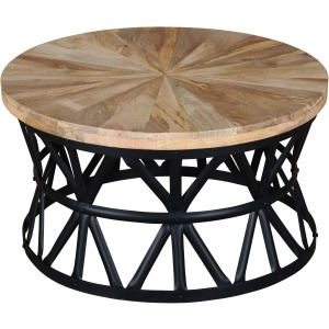 Ferris Round Cocktail Table