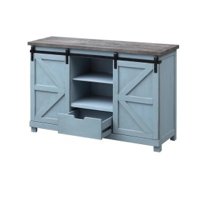 1 Drawer 2 Door Server