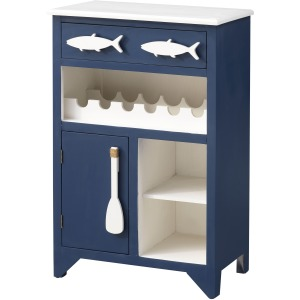 One Drawer One Door Wine Server