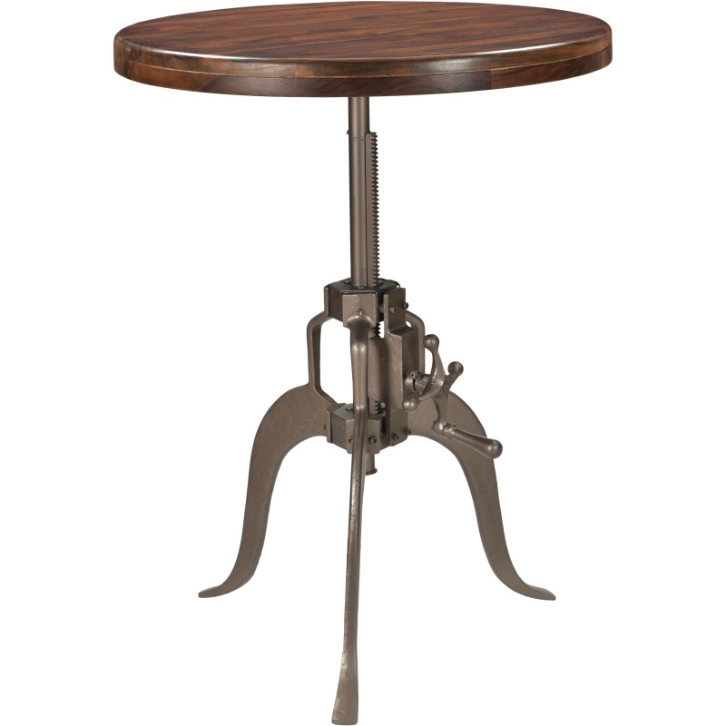 Bristol Round Adjustable Table