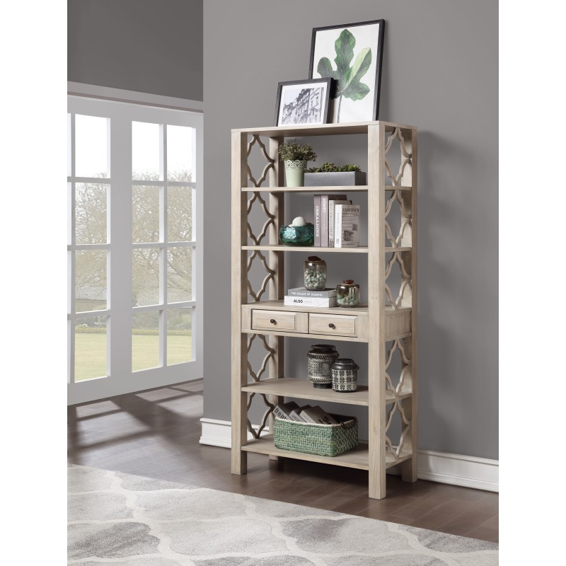 Barrister One Drawer Bookcase