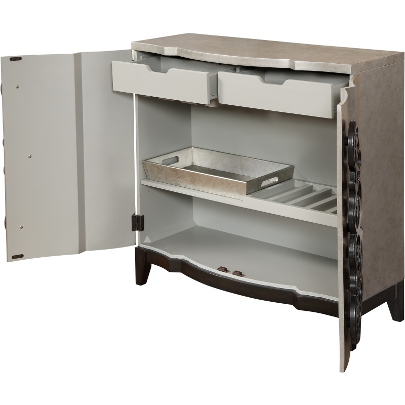 Two Door Bar Cabinet