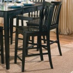 Pines Counter Height Slat Back Chair