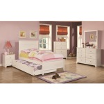 Ashton Collection Twin Trundle Bedroom Group