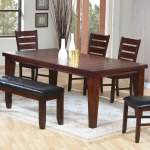 Imperial Rectangular Dining Table with 18