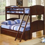 Parker Twin Over Full Panel Bunk Bed with Under Bed Storage Unit