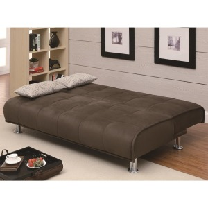 Sofa Beds Transitional Styled Sofa Sleeper Futon  Bed