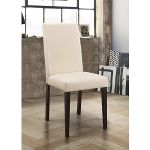 Clayton Cream Upholstered Dining Chair