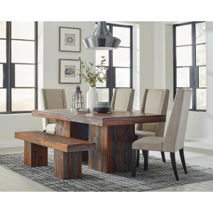 Hillsborough Granite Matte Parson Chair