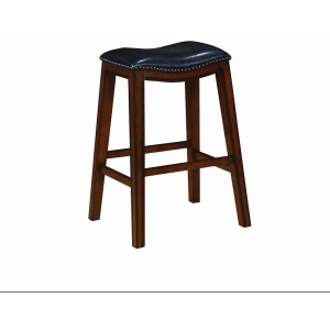 Traditional Black Bar Stool