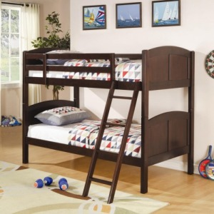 Bunks Twin Over Twin Bunk Bed