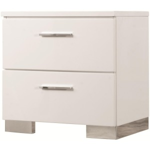 Felicity Nightstand with 2 Drawers