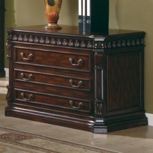 Union Hill 3 Drawer File Cabinet
