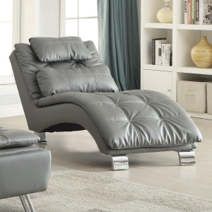 Dilleston Casual Contemporary Living Room Chaise