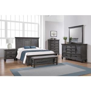 E King Bed 5 Pc Set