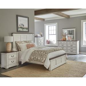 C King Bed 5 Pc Set