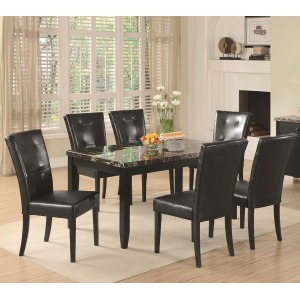 Anisa 7 Piece Dining Table and Chairs Set