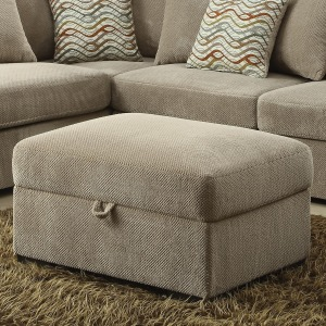 Olson Rectangular Storage Ottoman