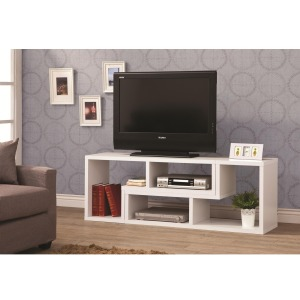 TV Stands Convertible TV Console and Bookcase Combination