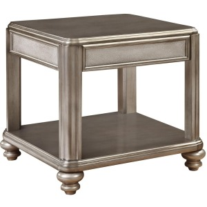 70461 End Table with Shelf