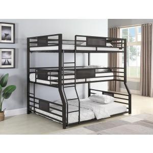 F / Txl / Q Triple Bunk Bed
