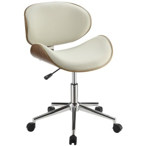 Office Chairs Contemporary Leatherette Office Chair