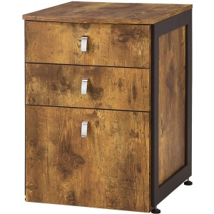 Estrella File Cabinet with 3 Drawers