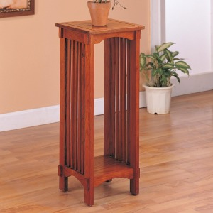 Accent Stands Mission Style Square Plant Stand