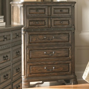 Carlsbad Chest of Drawers with 7 Drawers