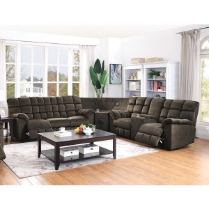 2 Pc (sofa + Loveseat)