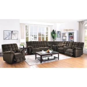 3 Pc (sofa + Loveseat + Recliner)