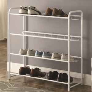 Accent Racks Lightweight Shoe Rack