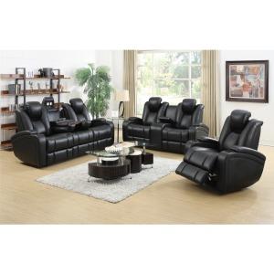 Delange Reclining Living Room Group