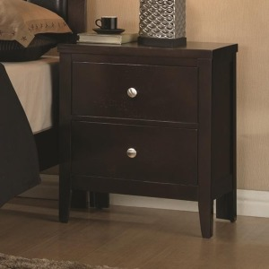 Carlton Night Stand with 2 Drawers