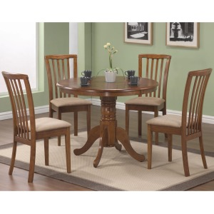 Brannan 5 Piece Dining Set