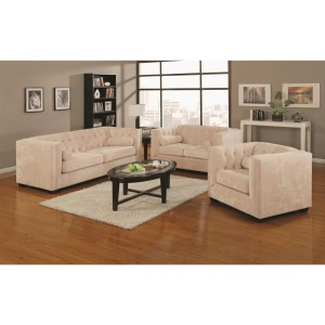 Alexis Stationary Living Room Group