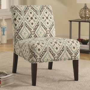 Accent Seating Accent Seating Chair with Casual Style