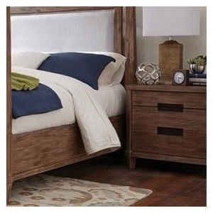 Madeleine Nightstand with USB Charging Ports