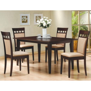 Mix & Match 5 Piece Dining Set