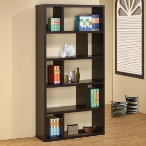 Bookcases Contemporary Bookshelf