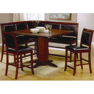 Lancaster 6 Piece Counter Height Dining Set