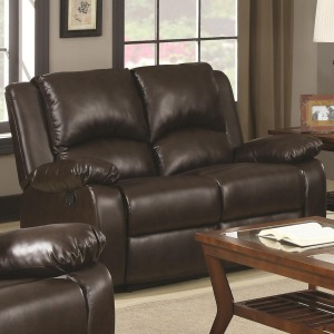 Boston Casual Double Reclining Love Seat