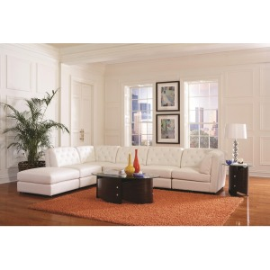Quinn Transitional Modular Sectional Sofa
